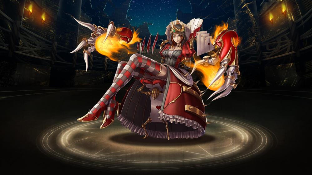 《神魔之塔》5.0情報釋出 紅心女王駕臨 魔境的審判關卡