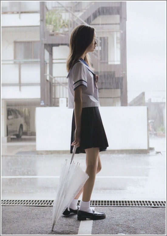 JP winter girl